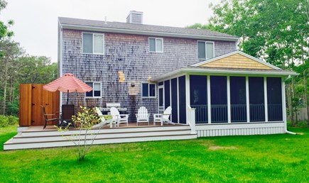 Katama - Edgartown, Edgartown Martha's Vineyard vacation rental - Katama relaxation starts right here