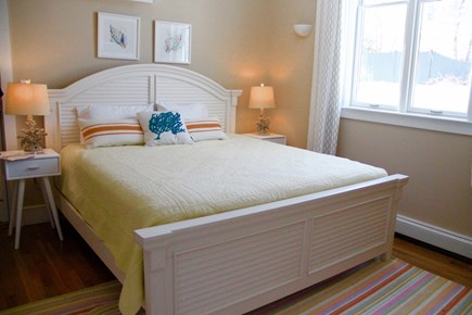 Chappaquiddick, Edgartown Martha's Vineyard vacation rental - 6 beautiful bedrooms all with AC and newly redecorated