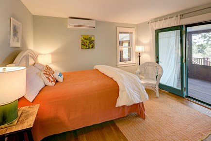 Chappaquiddick, Edgartown Martha's Vineyard vacation rental - 2 of 6 bedrooms - Queen bed