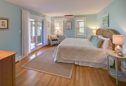 Chappaquiddick, Edgartown Martha's Vineyard vacation rental - 5 of 6 bedrooms - King bed
