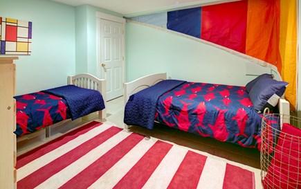 Chappaquiddick, Edgartown Martha's Vineyard vacation rental - 6 of 6 bedrooms - King bed and twin