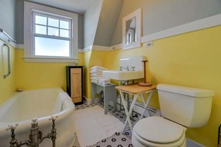 Vineyard Haven Martha's Vineyard vacation rental - Upstairs bathroom has a large tub to soak in