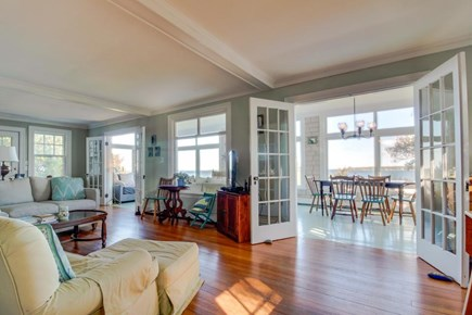 Vineyard Haven Martha's Vineyard vacation rental - With plenty of windows, enjoy panoramic views of the Sound