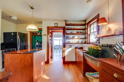 Vineyard Haven Martha's Vineyard vacation rental - The kitchen is outfitted with everything you'll need