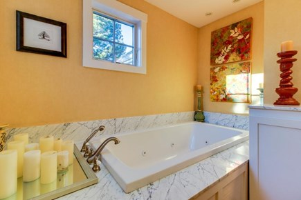 Oak Bluffs Martha's Vineyard vacation rental - Relax in the jetted tub in the master en-suite bathroom