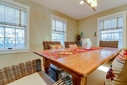 Oak Bluffs Martha's Vineyard vacation rental - Serve main courses in the formal dining room w/seating for 6