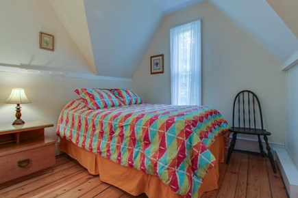 Oak Bluffs Martha's Vineyard vacation rental - Upstairs room w/ a double-size bed