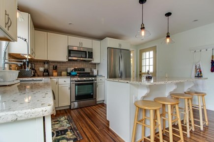 Oak Bluffs Martha's Vineyard vacation rental - Feel at home by cooking meals in the sparkling gourmet kitchen