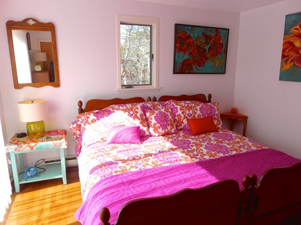 Edgartown Martha's Vineyard vacation rental - Second floor bedroom, can be 2 twins or King.