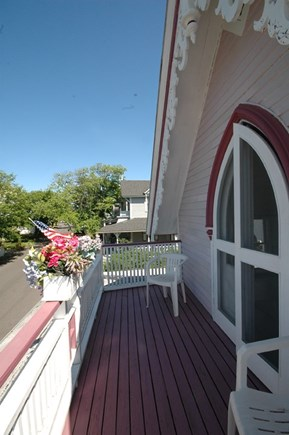 Oak Bluffs Martha's Vineyard vacation rental - Balcony