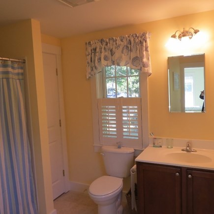 Vineyard Haven Martha's Vineyard vacation rental - Master bath