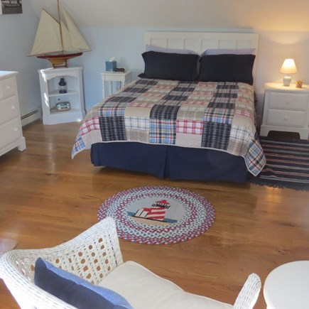 Vineyard Haven Martha's Vineyard vacation rental - 2nd guest room with queen
