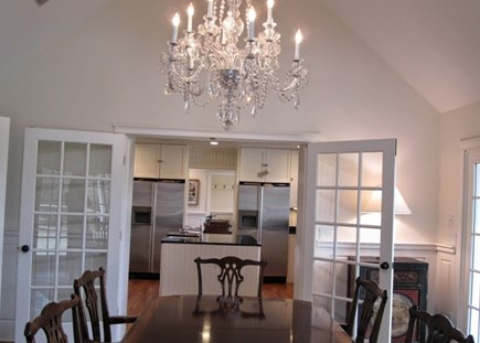 West Tisbury, Makonikey Martha's Vineyard vacation rental - Bright open and Spacious Dining room
