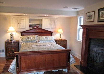West Tisbury, Makonikey Martha's Vineyard vacation rental - 2nd floor Queen with private balcony/deck and bath