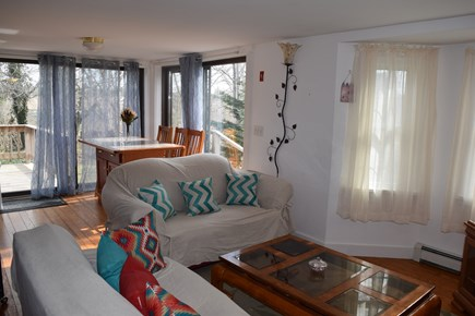 Oak Bluffs, Close to Town Martha's Vineyard vacation rental - Bright & Open Living/ Kitchen Area