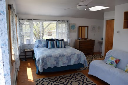 Oak Bluffs, Close to Town Martha's Vineyard vacation rental - 2nd floor Master bedroom with Full size futon