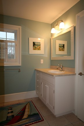 Oak Bluffs, East Chop Martha's Vineyard vacation rental - Master Suite #2 Bathroom (also shares with Bedroom  #3)
