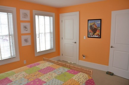 Oak Bluffs, East Chop Martha's Vineyard vacation rental - Bedroom #3 with large walk-in closet.