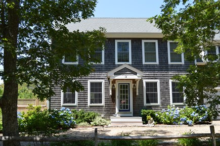 Oak Bluffs, East Chop Martha's Vineyard vacation rental - Quiet neighborhood with lots of backyard privacy.