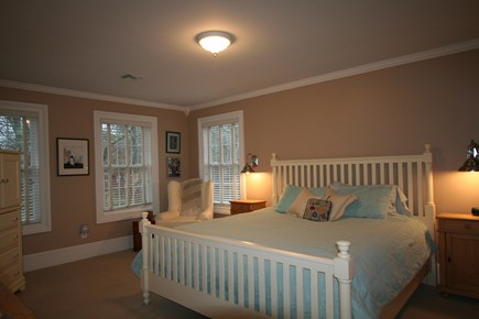 Oak Bluffs, East Chop Martha's Vineyard vacation rental - Master Suite #1 with private bath.