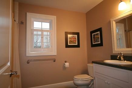 Oak Bluffs, East Chop Martha's Vineyard vacation rental - Master Suite #1 Bath, 5' walk-in shower.
