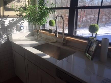 Edgartown Martha's Vineyard vacation rental - Kitchen Sink