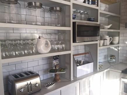 Edgartown Martha's Vineyard vacation rental - Shelving Well Equipped