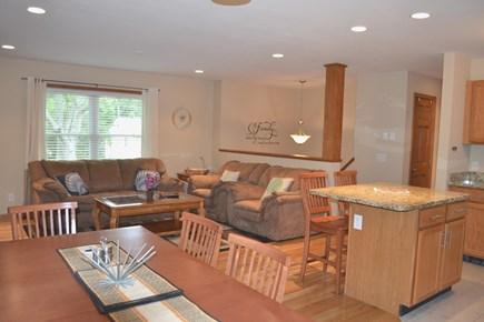 Oak Bluffs Martha's Vineyard vacation rental - Open Living Room Kitchen Area