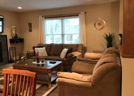 Oak Bluffs Martha's Vineyard vacation rental - Open Living Area