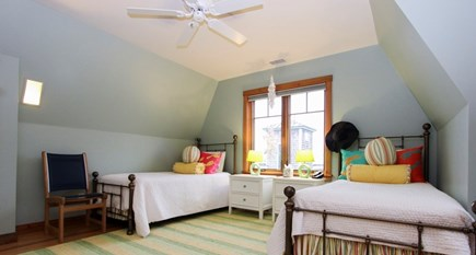Oak Bluffs Martha's Vineyard vacation rental - Spacious 2nd Floor Twin Bedroom - Main House