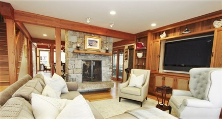Oak Bluffs Martha's Vineyard vacation rental - Nicely Appointed Living Area