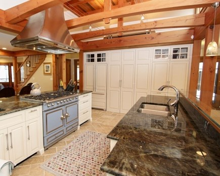 Oak Bluffs Martha's Vineyard vacation rental - Custom Gourmet Kitchen in Main House