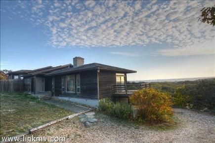 Aquinnah Martha's Vineyard vacation rental - Over 180 degree ocean views