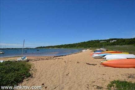 Aquinnah Martha's Vineyard vacation rental - Walk to This private beach