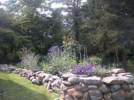 West Tisbury Martha's Vineyard vacation rental - Gardens and flowers everywhere!