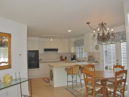 Vineyard Haven Martha's Vineyard vacation rental - Kitchen with dining area