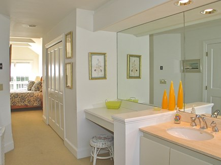Vineyard Haven Martha's Vineyard vacation rental - Master bath on second floor
