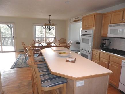 Katama - Edgartown Martha's Vineyard vacation rental - Kitchen and dining area