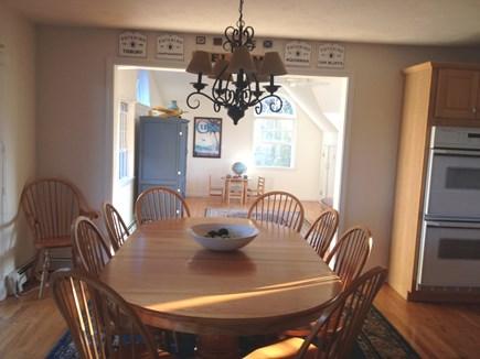 Katama - Edgartown Martha's Vineyard vacation rental - Dining room facing family room