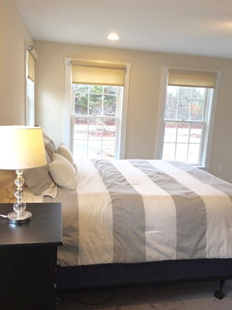 West Tisbury Martha's Vineyard vacation rental - Another view of the master