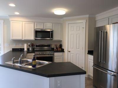 West Tisbury Martha's Vineyard vacation rental - Cooks kitchen