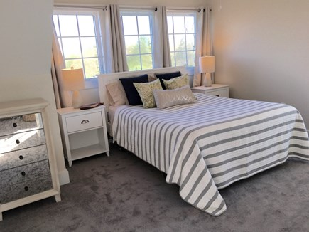 West Tisbury Martha's Vineyard vacation rental - 2nd floor Queen guest room