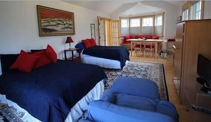 Edgartown Martha's Vineyard vacation rental - First floor bedroom #2