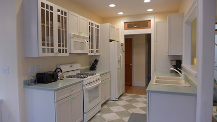 Vineyard Haven Martha's Vineyard vacation rental - Open floor Plan and Well-Equipped Kitchen