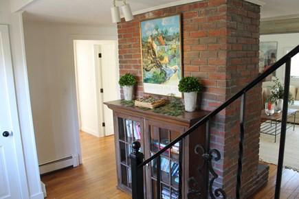 Vineyard Haven Martha's Vineyard vacation rental - Front Entrance Hallway