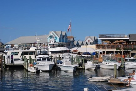 Oak Bluffs Martha's Vineyard vacation rental - Great dining on the harbor, including Obama's favorite, nearby.