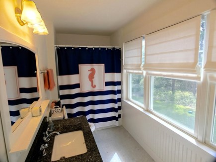West Tisbury Martha's Vineyard vacation rental - Second floor full bath
