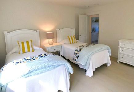 West Tisbury Martha's Vineyard vacation rental - second floor twin guest room