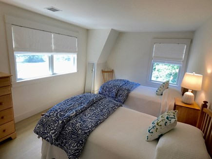 West Tisbury Martha's Vineyard vacation rental - Second floor twin guest room