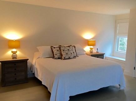 West Tisbury Martha's Vineyard vacation rental - Master suite